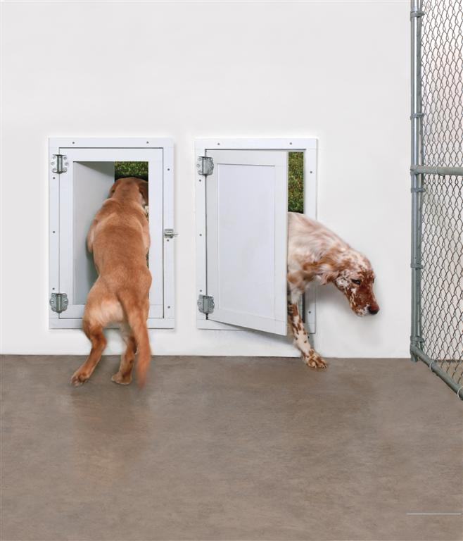 These Doors Seal Off The Wind Drafts With A Foam Keeping In That Expensive Heat And Are Fully Lockable Please Go To Http Weathersealpetdoor For